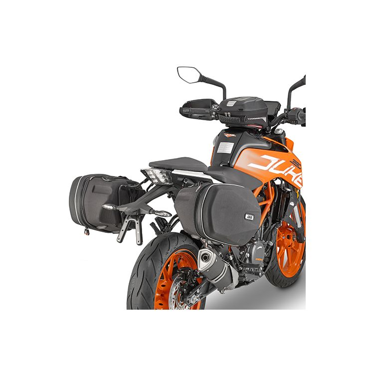 Givi TE7707 Easylock Saddlebag Supports KTM 390 Duke 2017-2020