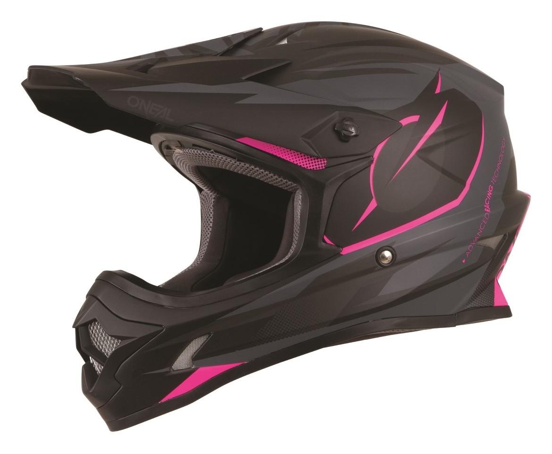 4460a8b4 O'Neal 3 Series Riff Helmet - Cycle Gear