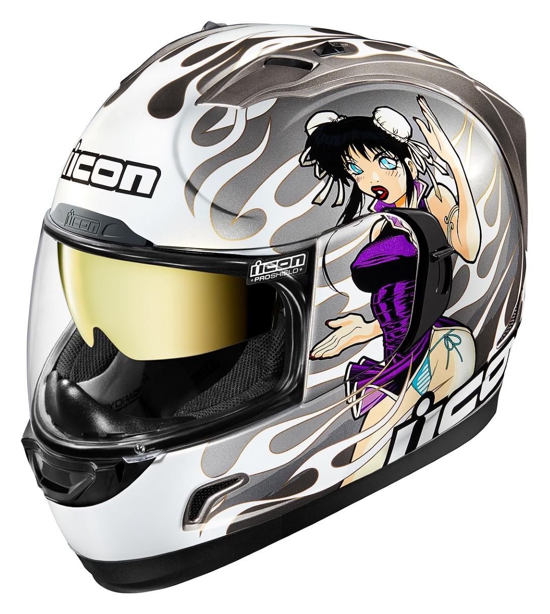 26096a4b632ae Icon Alliance GT DL18 Helmet - Cycle Gear