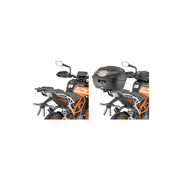 Givi 7707FZ Top Case Support Brackets KTM 390 Duke 2017-2020