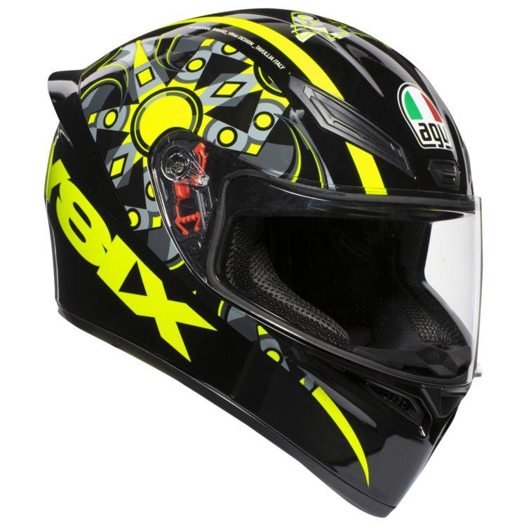 AGV K1 Flavum 46 Helmet