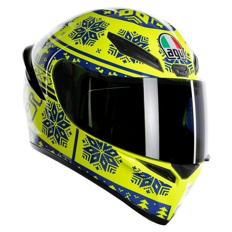 AGV K1 Winter Test 2015 Helmet