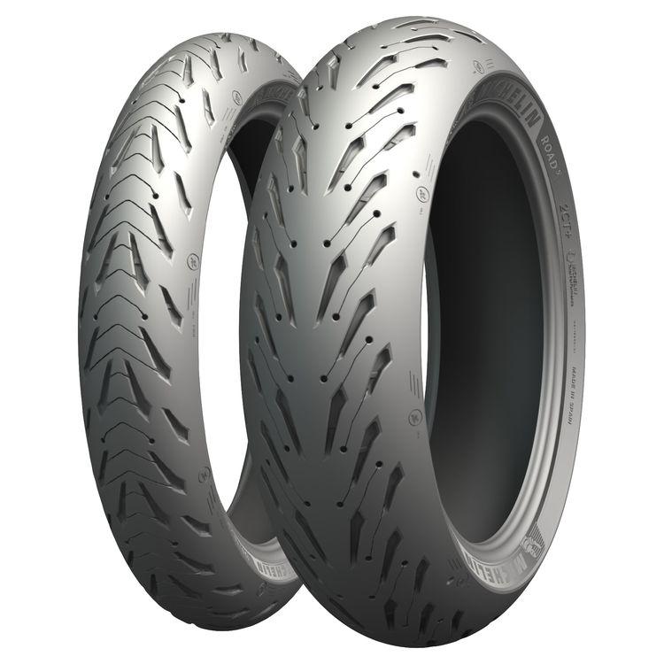 Michelin Road 5 Trail Tires