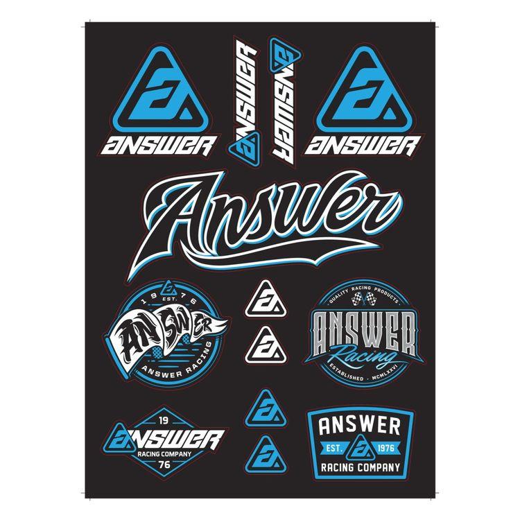 Answer Sticker Kit