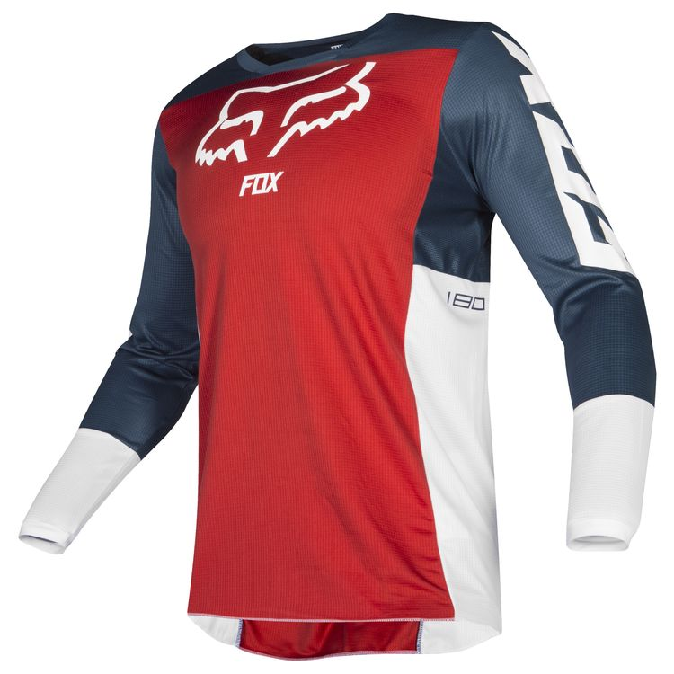 19b8d4d45 Fox Racing 180 Przm Jersey - Cycle Gear