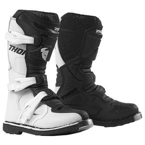 10 Thor MX Motocross Blitz XP Boots Red//Black