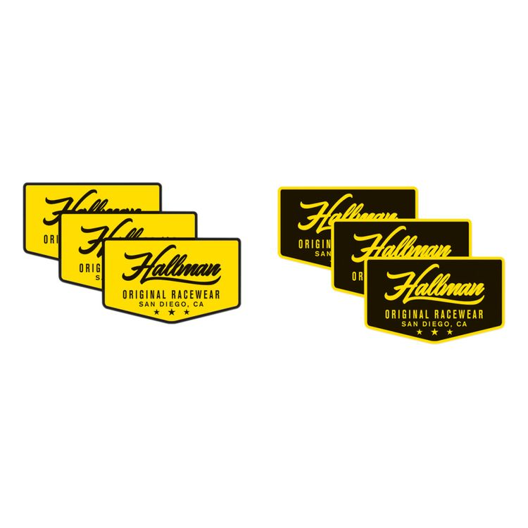 Thor Hallman Sticker Pack
