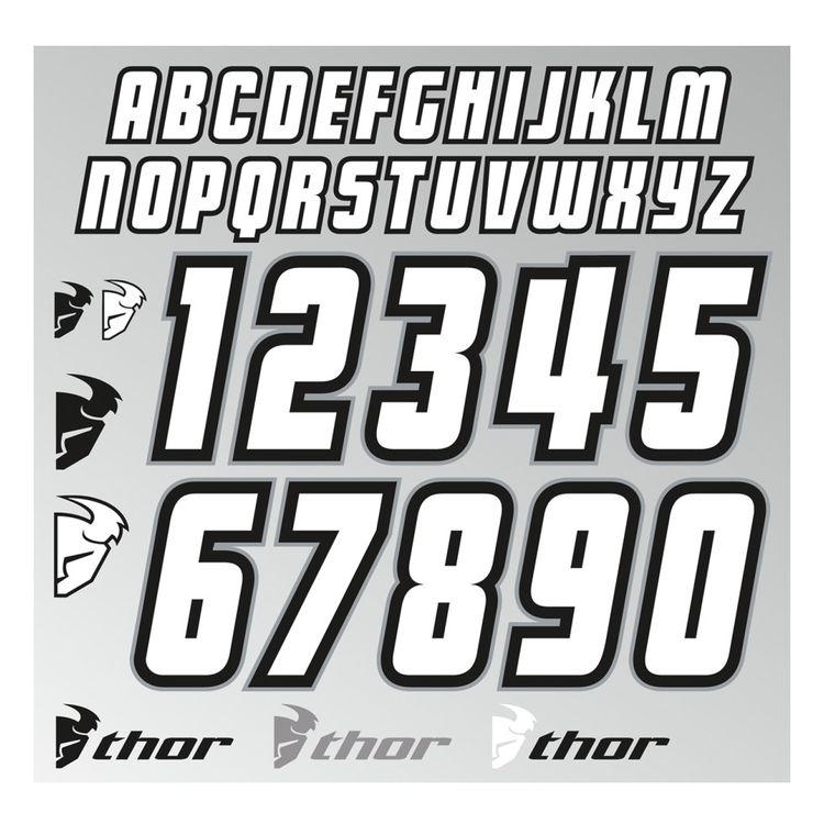 Thor Jersey ID Kit