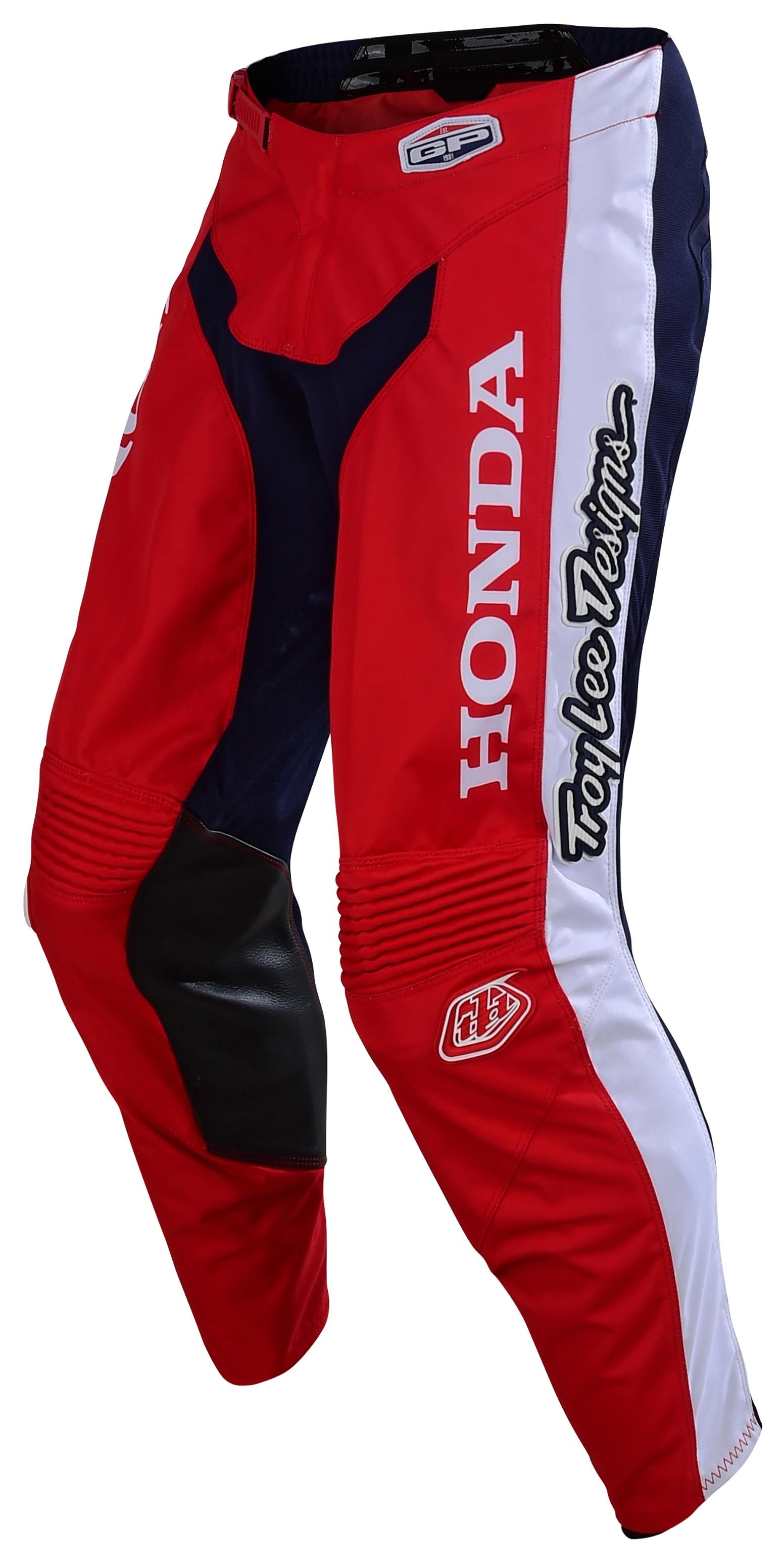 Troy Lee Gp Honda Pants Cycle Gear