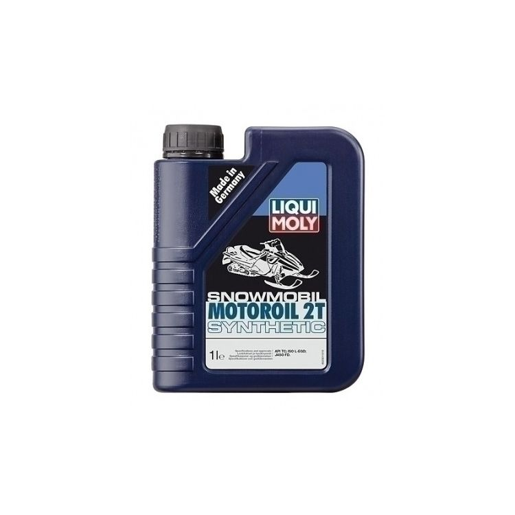 Liqui Moly 2T Snowmobile Synthetic Engine Oil