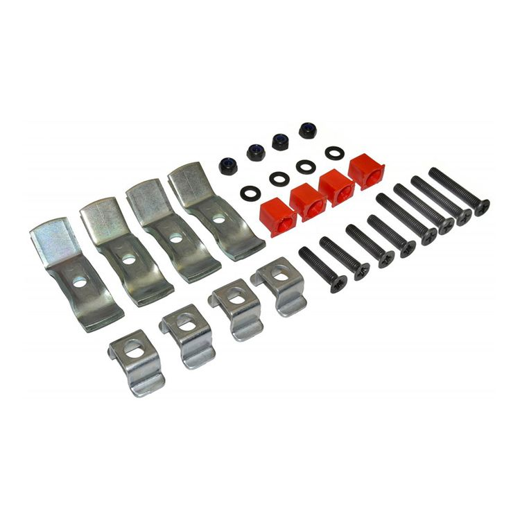 Shad D1B40BOR / D1BABOR Mounting Plate Hardware Set