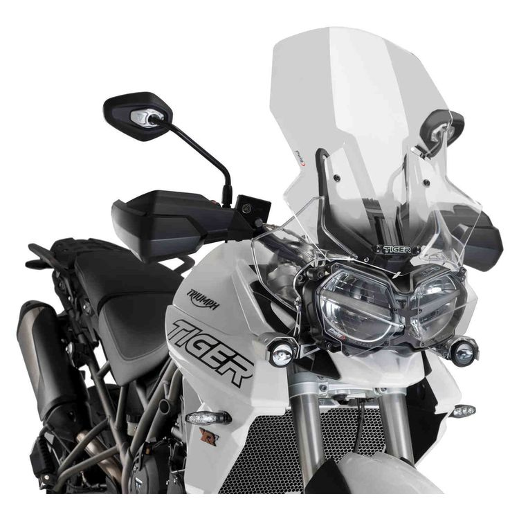 Puig Touring Screen Triumph Tiger 800 2018 2019 Cycle Gear