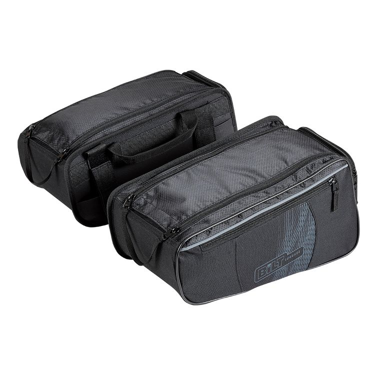 b4802ae947 Bilt V2 Saddle Bags - Cycle Gear