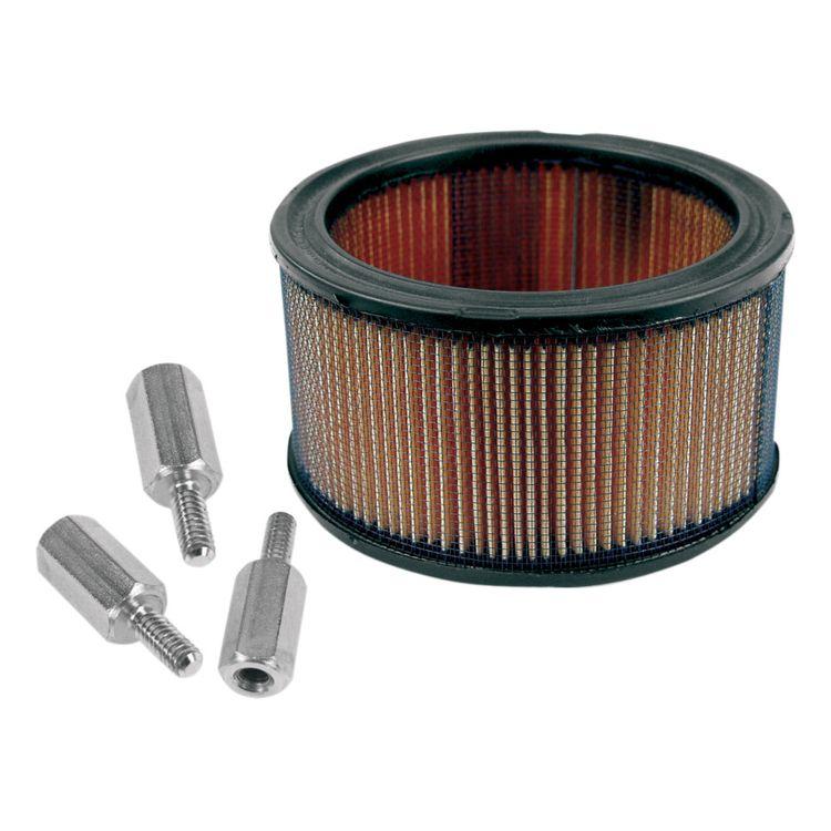 S&S Hi-Flo Air Filter For Super E / G Teardrop Air Cleaner