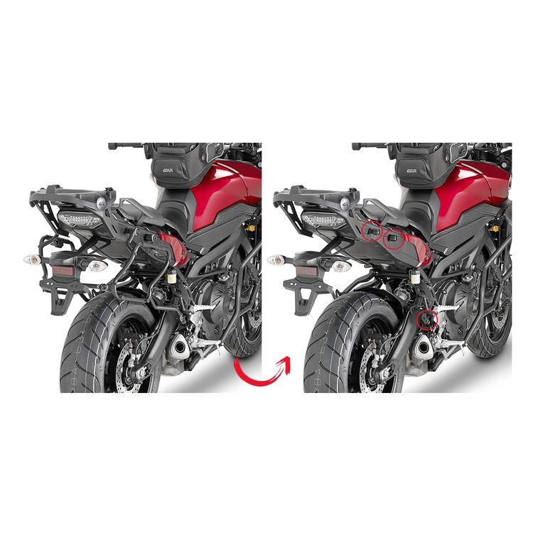 Givi PLXR2139 Rapid Release V35 / V37 Side Case Racks Yamaha Tracer 900 / GT 2019-2020