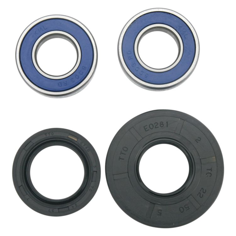 Moose Racing Front Wheel Bearing Kit Honda 125cc-500cc