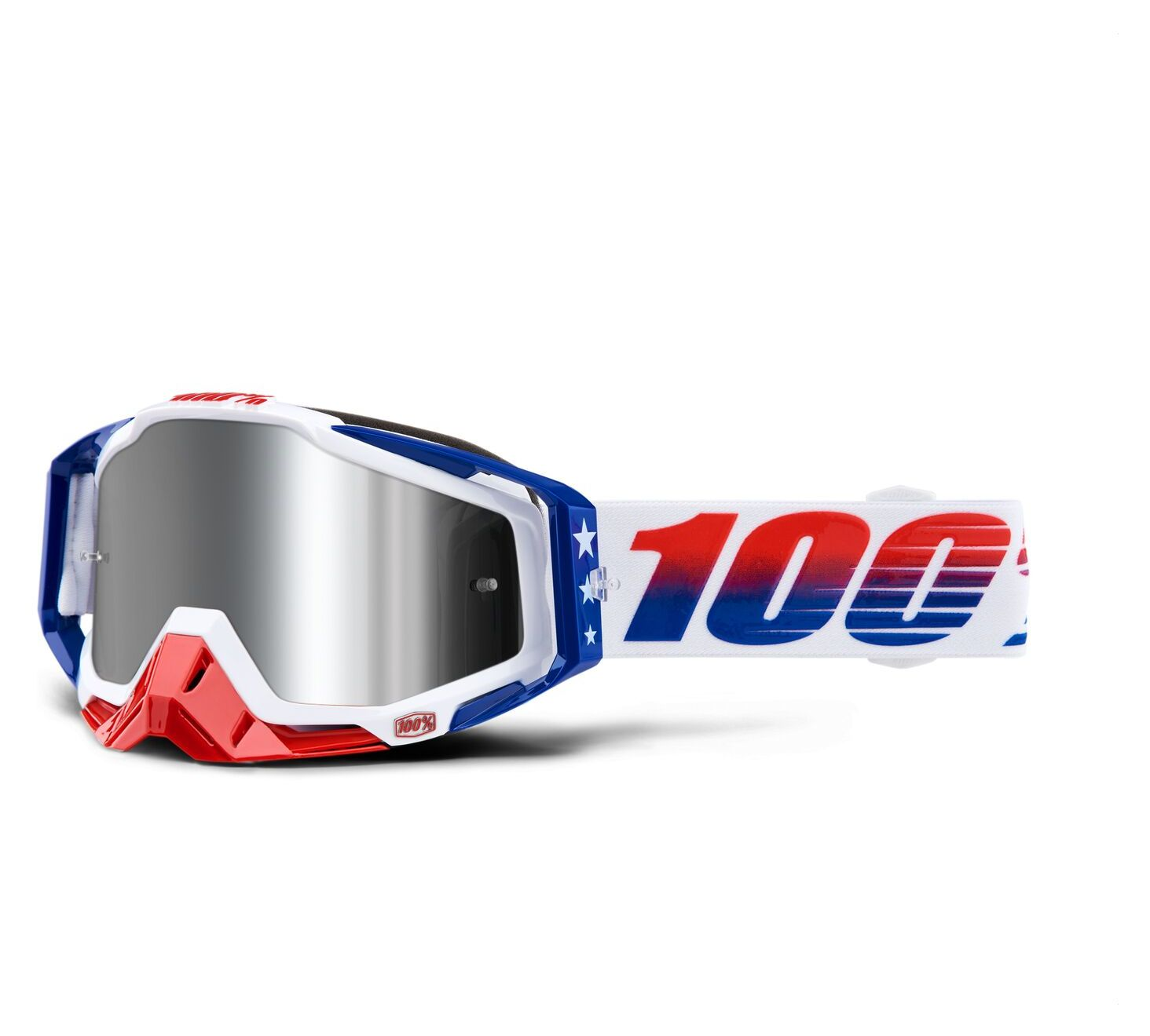 100 le mxdn racecraft plus goggles mirrored lens for Garage seat lens