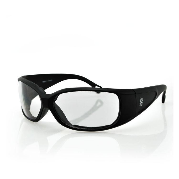 Shiny Black/Clear