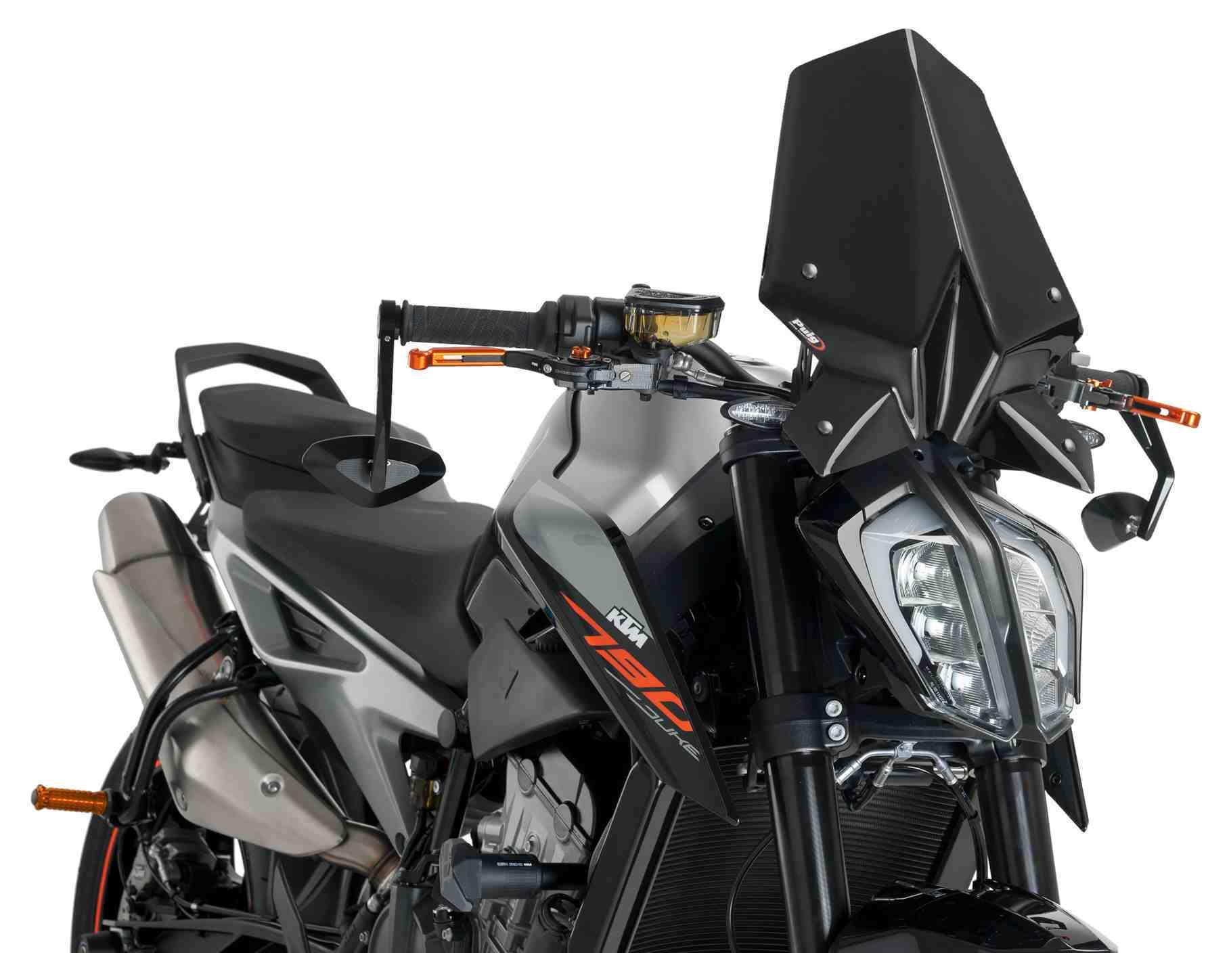 Youth Dirt Bike Boots >> Puig Naked New Generation Windscreen KTM 790 Duke 2018 ...