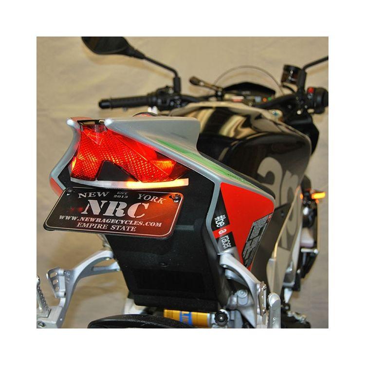 New Rage Cycles LED Fender Eliminator Aprilia RSV4