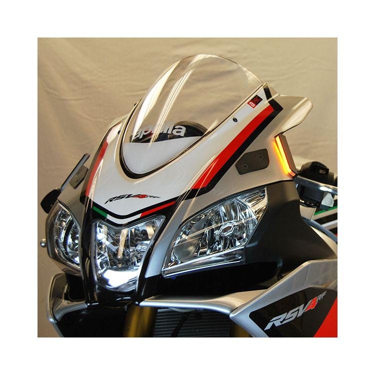 New Rage Cycles LED Front Turn Signals Aprilia RSV4