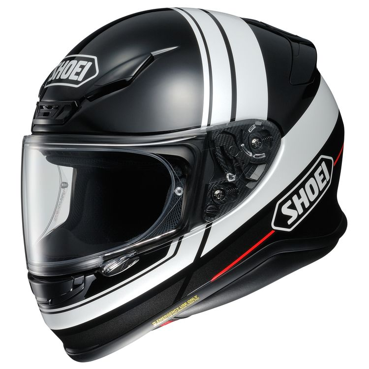 882e15da Shoei RF-1200 Helmet Review at CycleGear.com. Black/White