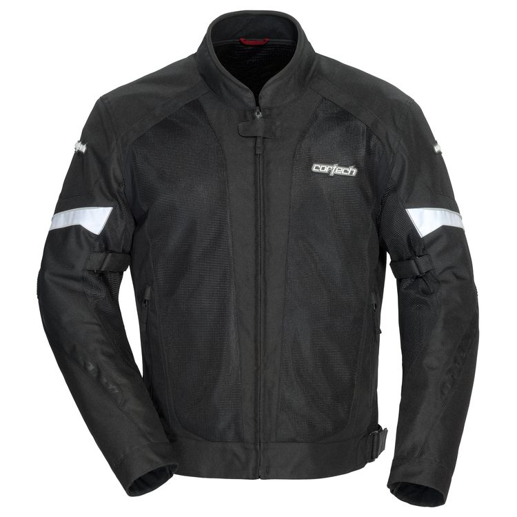 Cortech Motorcycle Street Bike GX Sport 4.0 Jacket XLG White//Black