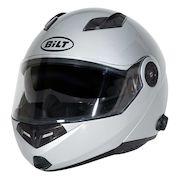 Bilt Techno Bluetooth Modular Helmet Cycle Gear