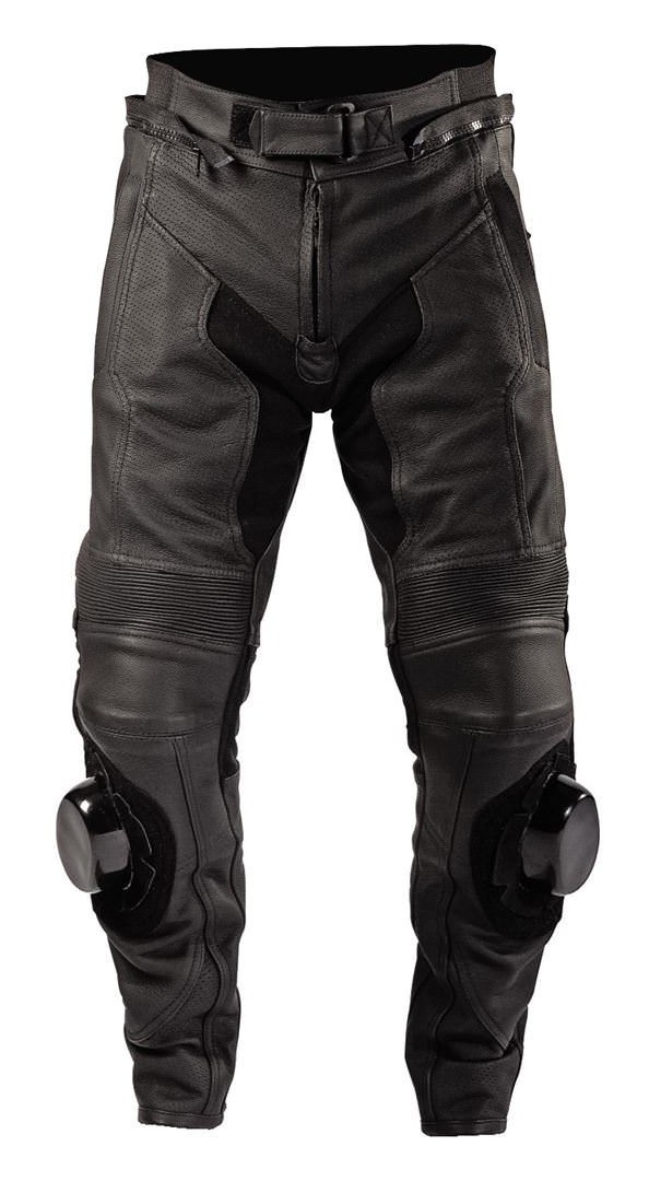 purchase authentic shop best sellers how to purchase Motonation Revolver Perforated Leather Pants