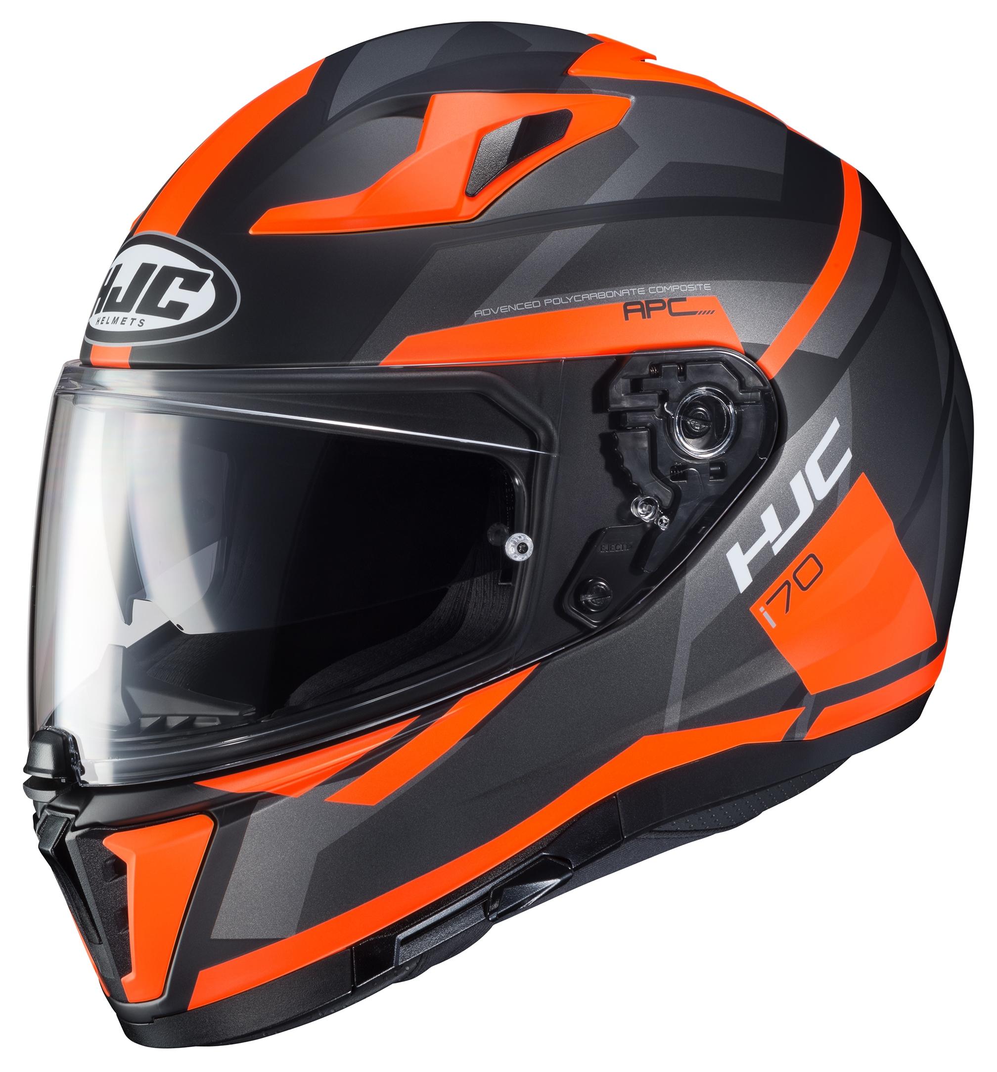 782f0fe1 HJC i 70 Elim Helmet - Cycle Gear