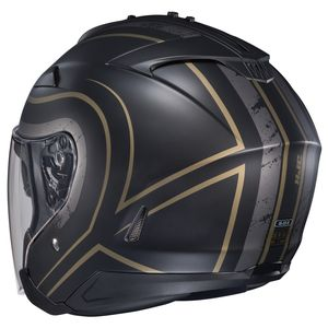 HJC Helmets Shield HJ-11 AC-3 CL-33 Harley Touring Motorcycle Helmet Accessories Color Clear