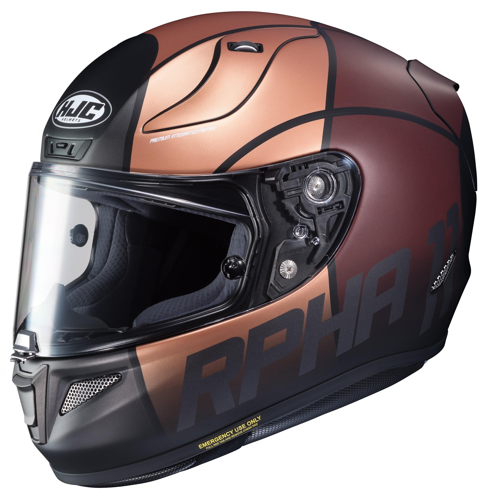5518f3b0 HJC RPHA 11 Pro Quintain Helmet - Cycle Gear