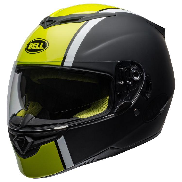 Matte Black/White/Hi-Viz Yellow