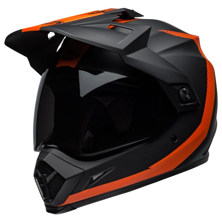 Matte Black/Orange