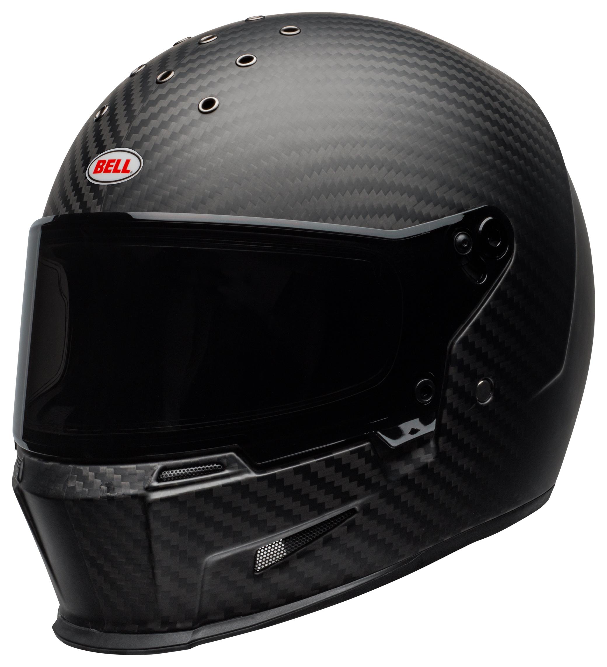 Bell Eliminator Carbon Helmet Cycle Gear