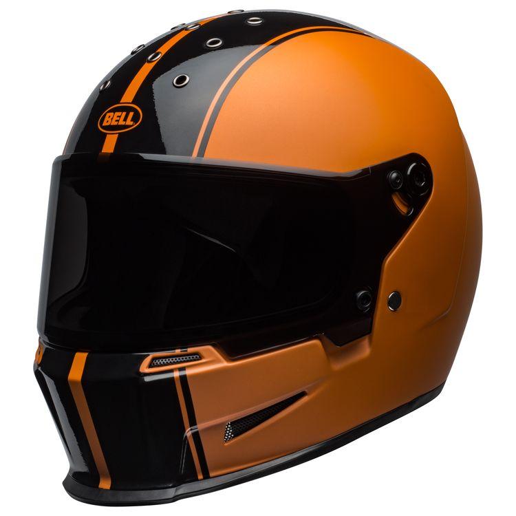 Matte Orange/Black