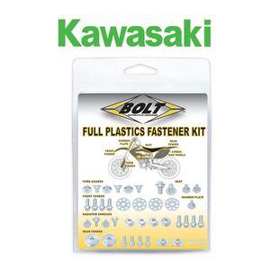 Acerbis Standard Plastic Kit Kawasaki KX65 2000-2019 / KLX110 2002