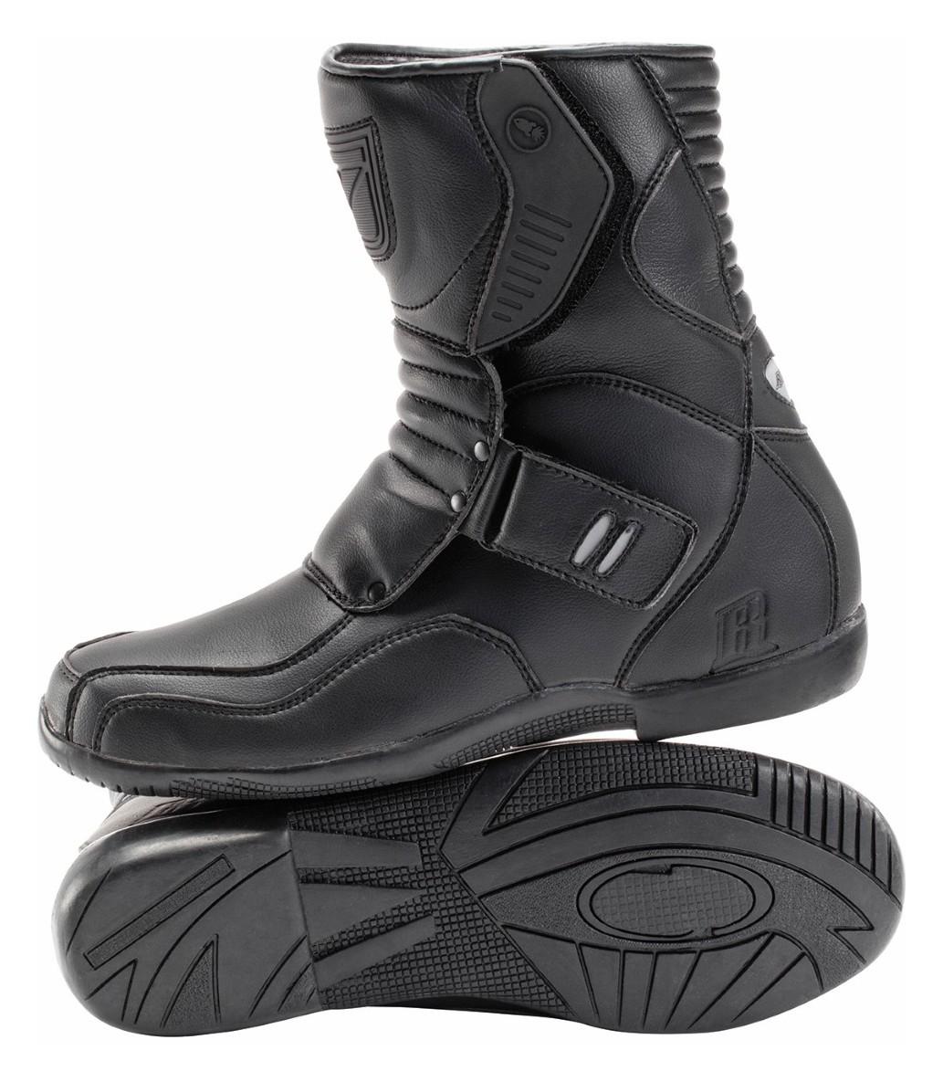 Joe Rocket Mens Snowmobile Boot Black US 12 1825-012