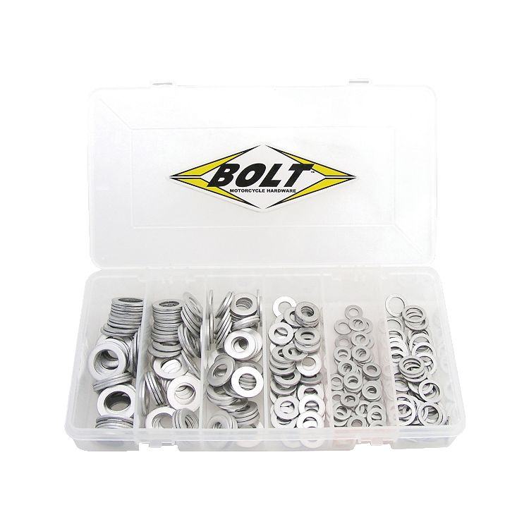 Bolt Hardware Drain Plug Washer Assortment