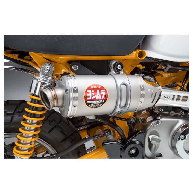 Yoshimura RS-3 Works Race Exhaust System Honda Monkey 2019