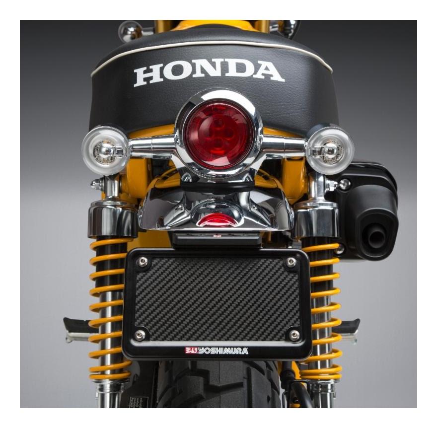 Yoshimura Fender Eliminator Kit Honda Monkey 2019