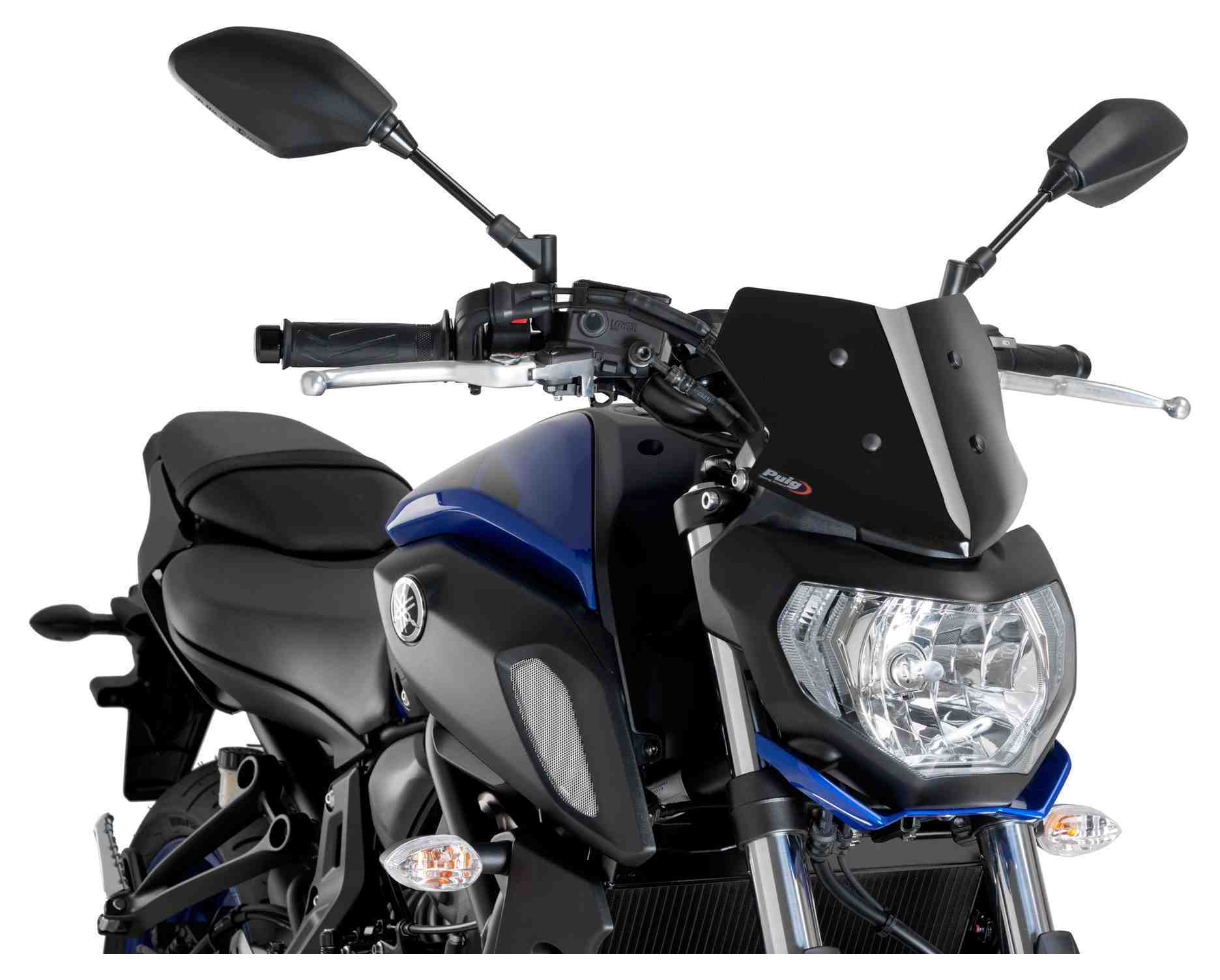 PUIG 9667A Naked New Generation Windshield 2018-2019