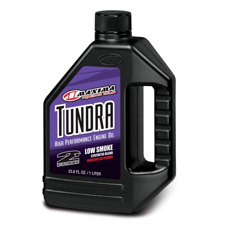 Maxima Tundra Snowmobile Pre Mix / Injector Oil