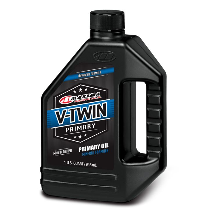 Maxima V-Twin Primary Oil