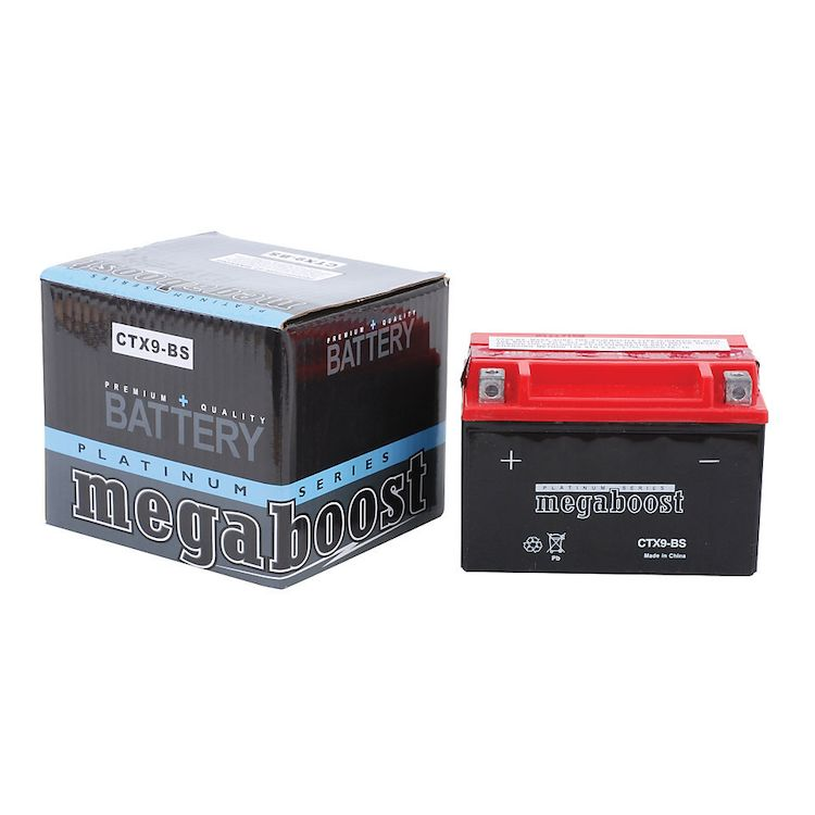 Megaboost Battery CIX30L-BS