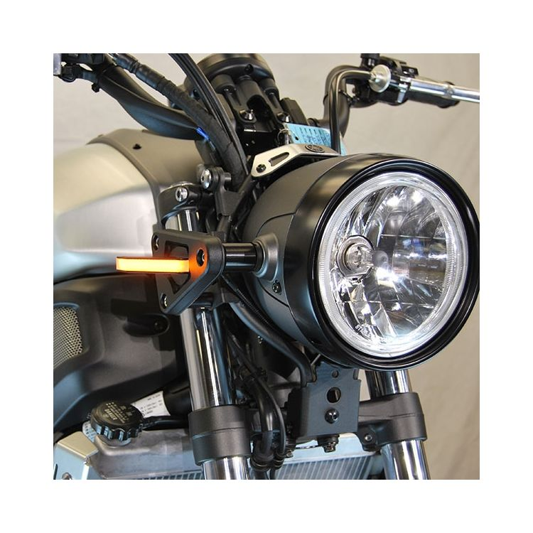 New Rage Cycles LED Front Turn Signals Yamaha XSR700 2018-2019