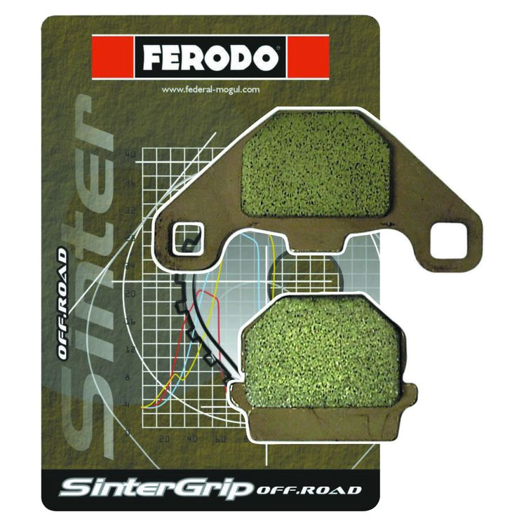 Ferodo FDB2080SG SinterGrip Front Brake Pads