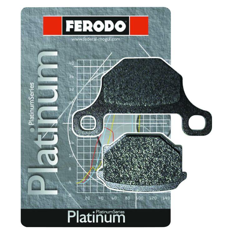 Ferodo FDB207P Platinum Rear Brake Pads