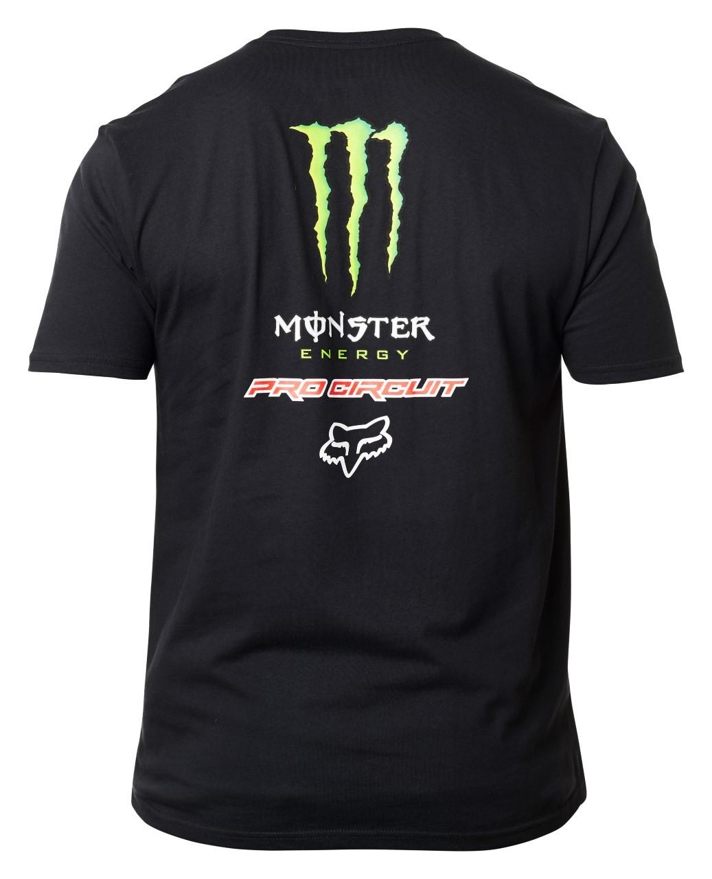 09b6fac44 Fox Racing Monster Energy Pro Circuit T-Shirt - Cycle Gear