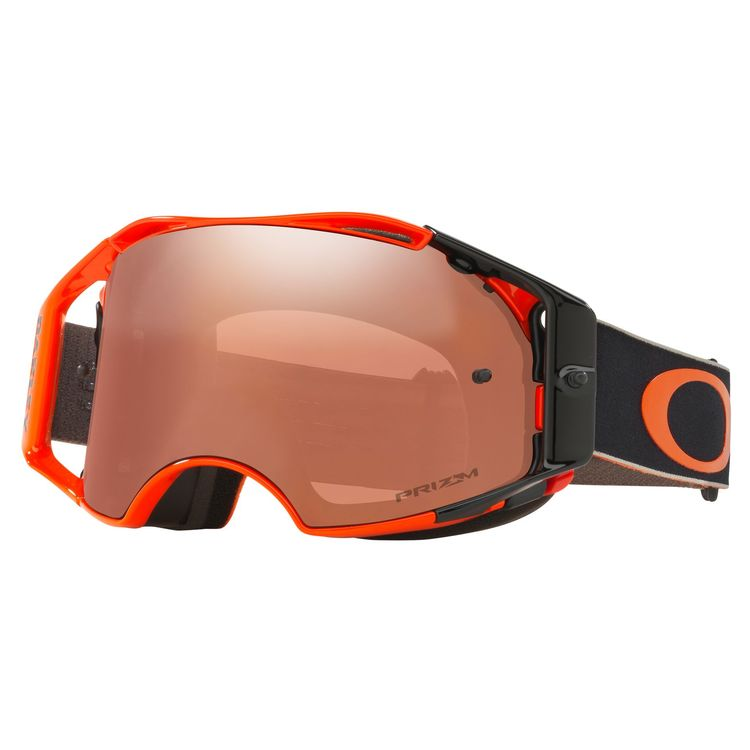 64b31d8841 Oakley Airbrake MX Signature Prizm Goggles - Cycle Gear